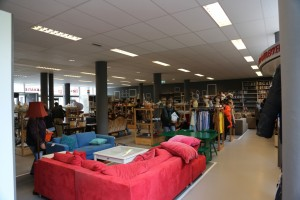 Opening Kringloopwinkel De Lokatie Oosterparkstraat